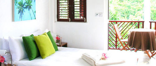 property green home cottage curtain living room textile Bedroom arranged