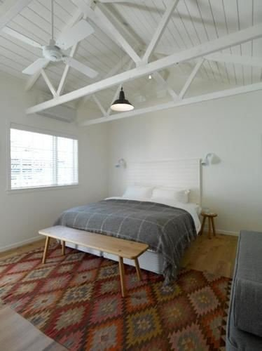 property building Bedroom cottage loft attic