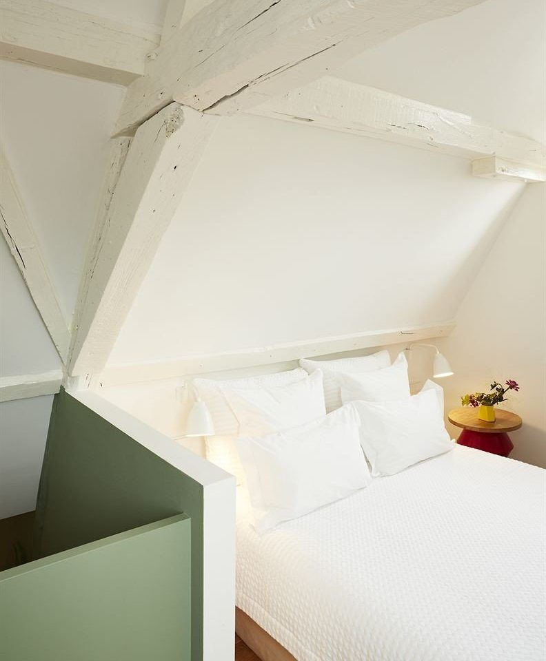 attic daylighting Bedroom
