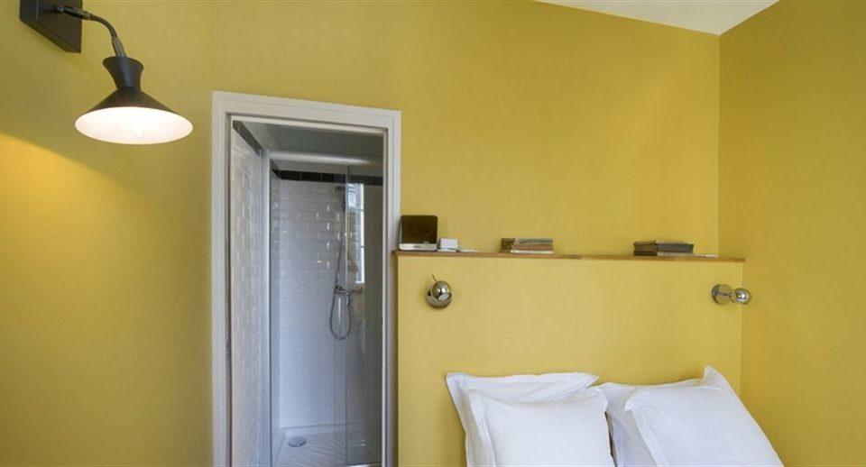 yellow property bathroom cottage Bedroom