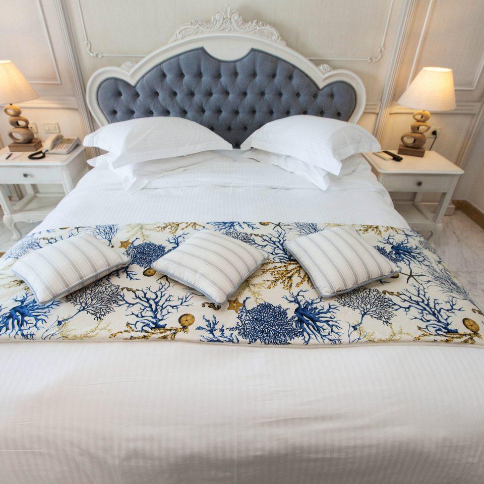 Bedroom duvet cover bed sheet bed frame textile cottage