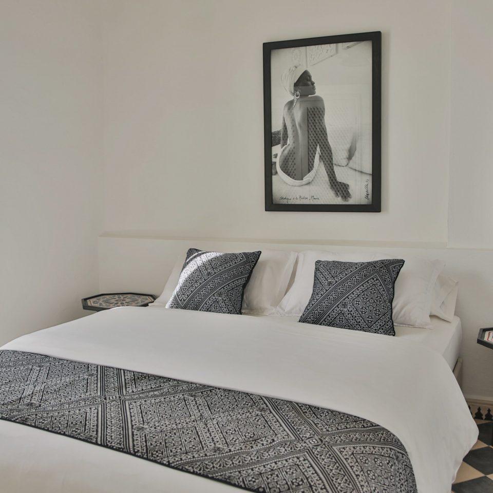 Bedroom property pillow bed frame bed sheet cottage textile living room