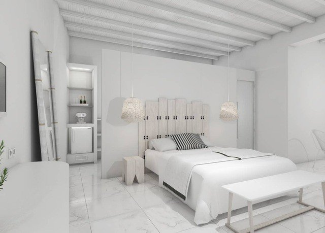 property living room white Bedroom loft bed frame cottage