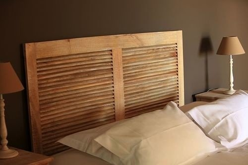 pillow bed frame lamp Bedroom night