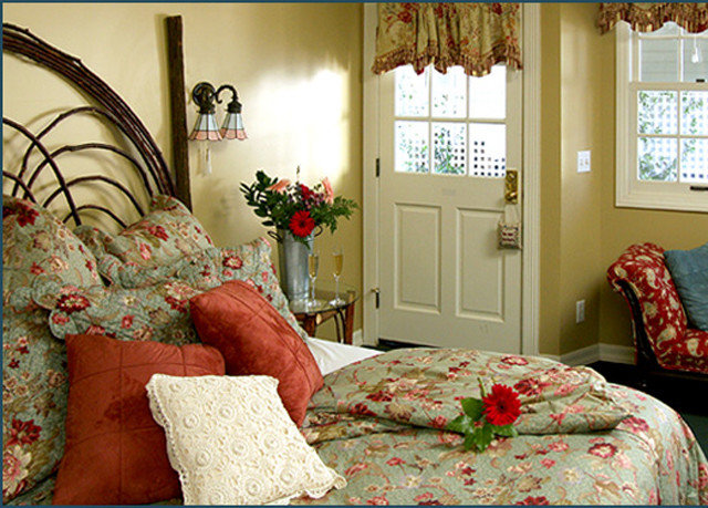 living room home Bedroom cottage bed sheet textile colorful