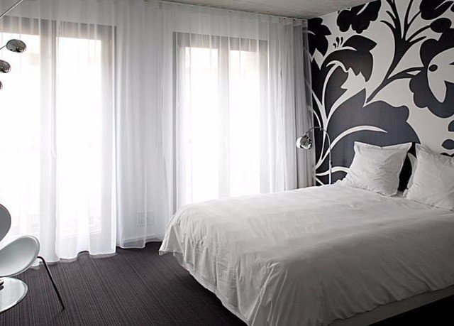 Bedroom curtain textile bed sheet window treatment