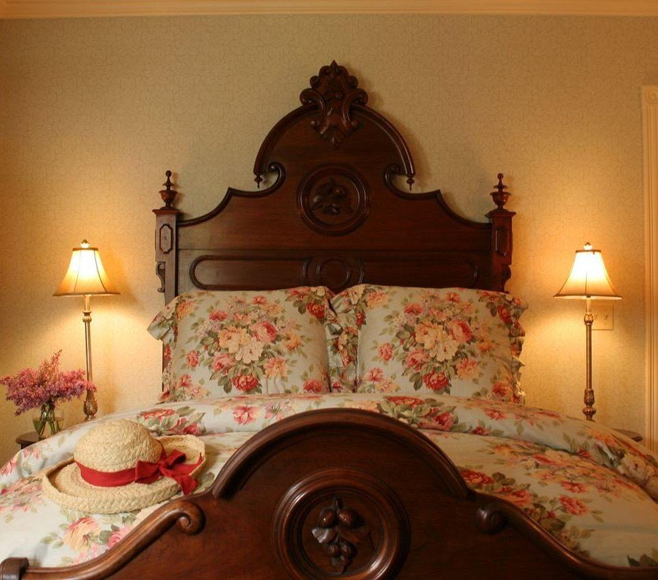 Bedroom living room bed sheet lamp textile