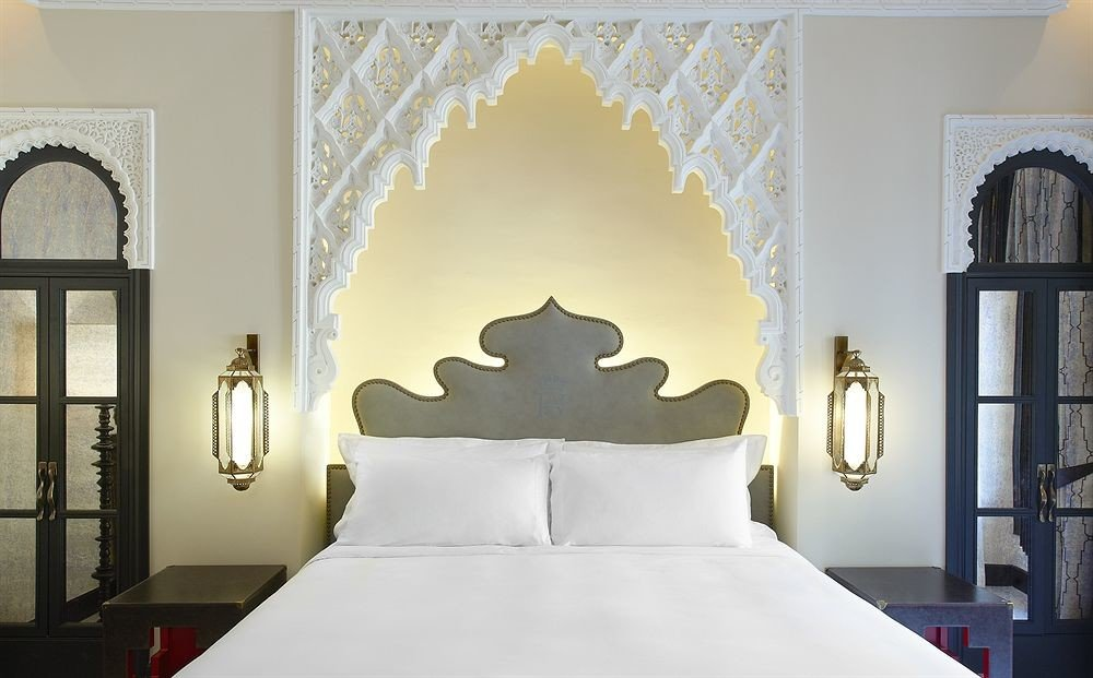 Bedroom white textile bed sheet living room material