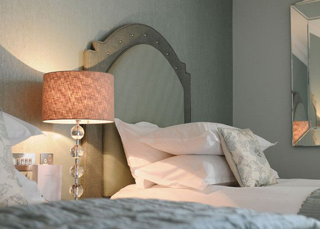 pillow Bedroom lighting living room bedclothes lamp