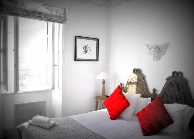 white black and white red house home Bedroom pillow cottage lamp