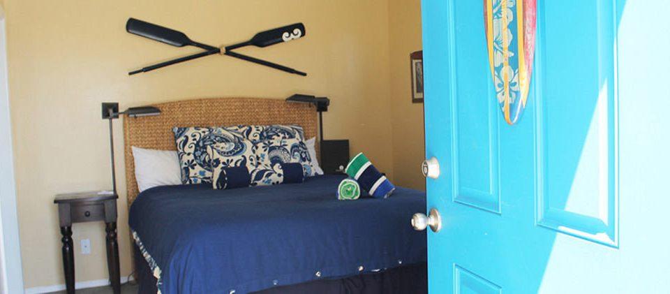 blue property Bedroom cottage