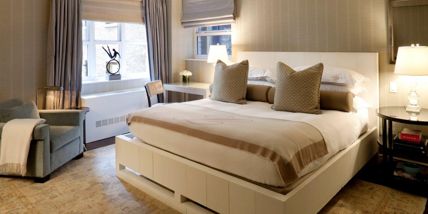 Bedroom Elegant Modern sofa property yacht Suite vehicle living room passenger ship bed frame home bed sheet Boat tan