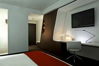 Bedroom Modern yacht Boat vehicle passenger ship flat
