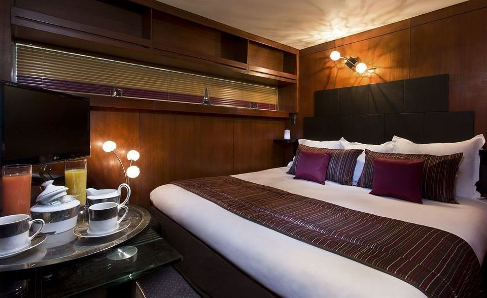 passenger ship vehicle yacht Boat Suite luxury yacht ship Bedroom
