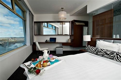 property passenger ship yacht vehicle Suite home cottage Villa Boat condominium living room mansion Bedroom