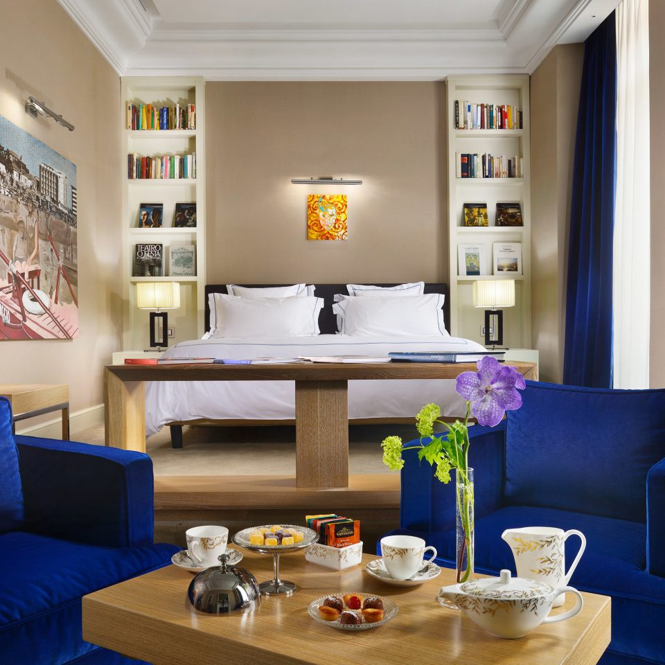 Bedroom Boutique Boutique Hotels City Eat Italy Luxury Travel Romantic Hotels Rome living room property blue home cottage set colored