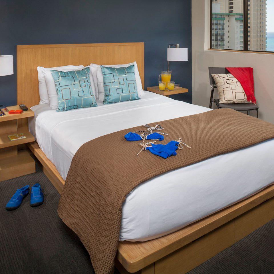 Bedroom Boutique Budget property Suite bed sheet cottage bed frame