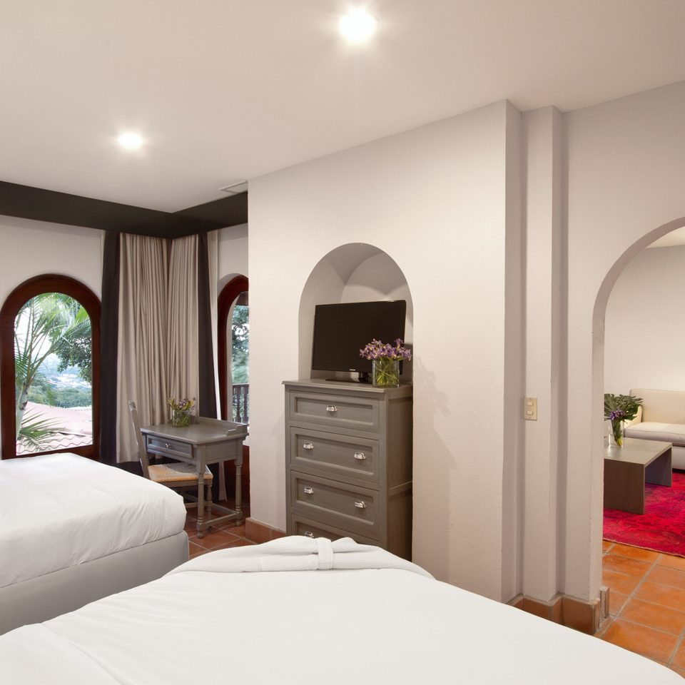 Bedroom Boutique Business Modern Romantic Suite property home white cottage living room Villa