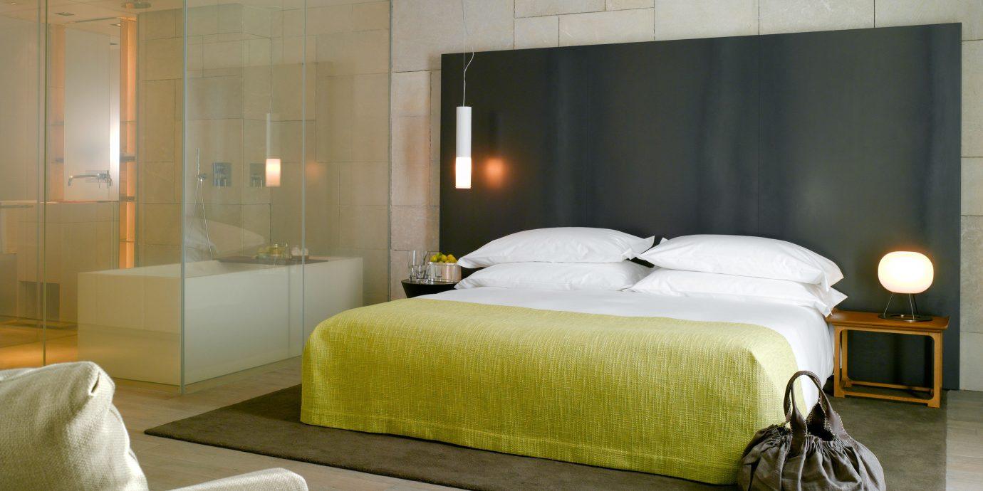 Bedroom Boutique City Hip Modern Suite property bed frame bed sheet