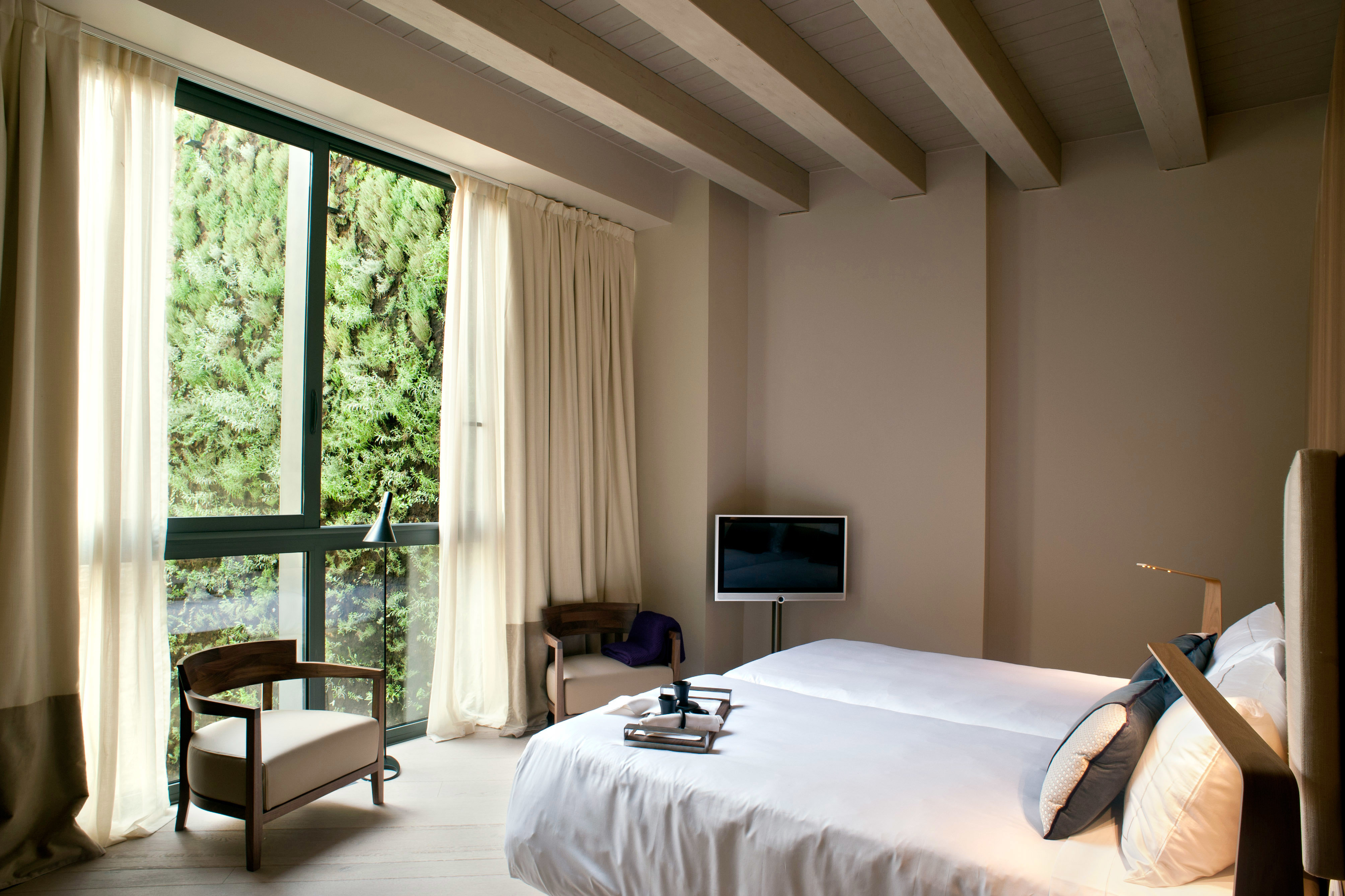 Bedroom Boutique City Hip Luxury Modern property home cottage Suite living room flat