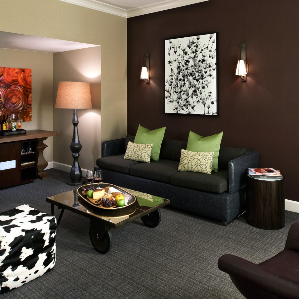 Boutique City Modern living room property home condominium Suite flat Bedroom
