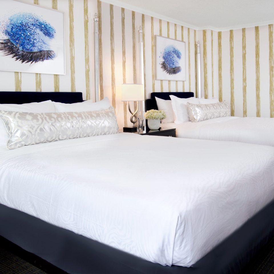 Bedroom Boutique City Modern property Suite bed frame bed sheet duvet cover cottage night