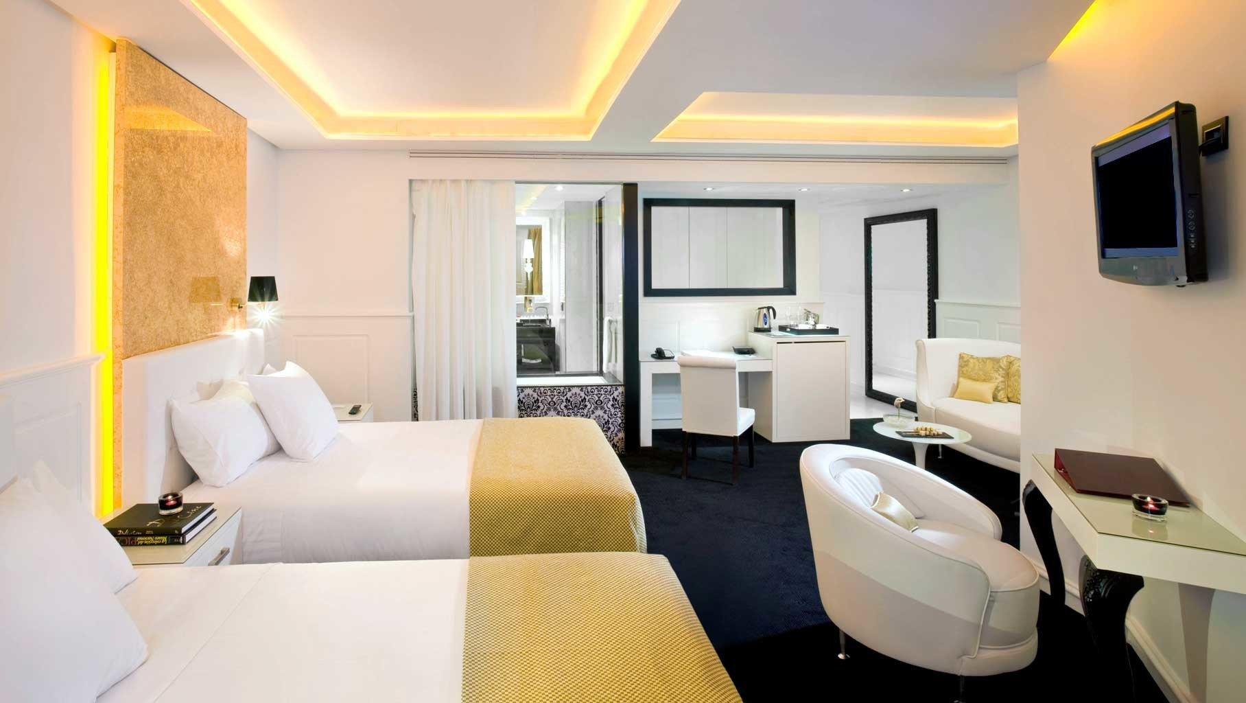 Bedroom Boutique City Suite property condominium scene Villa living room cottage Modern