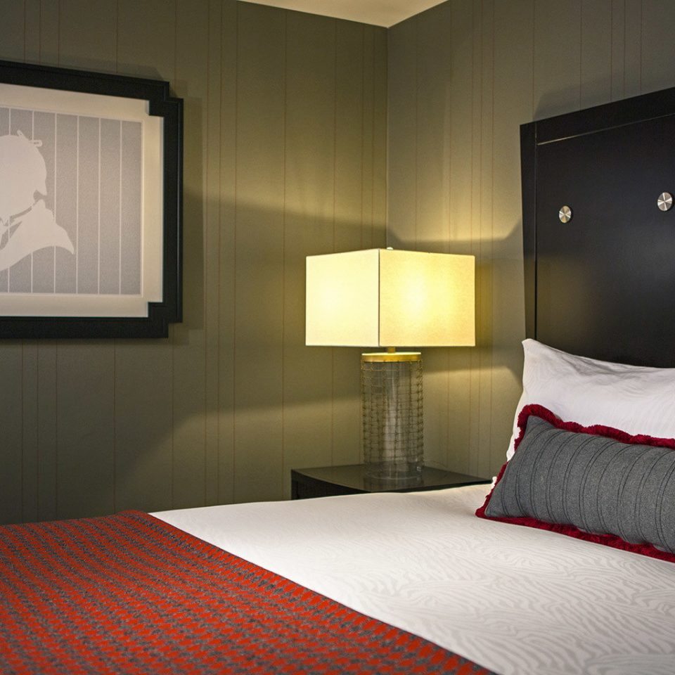 Bedroom Boutique City Modern Suite