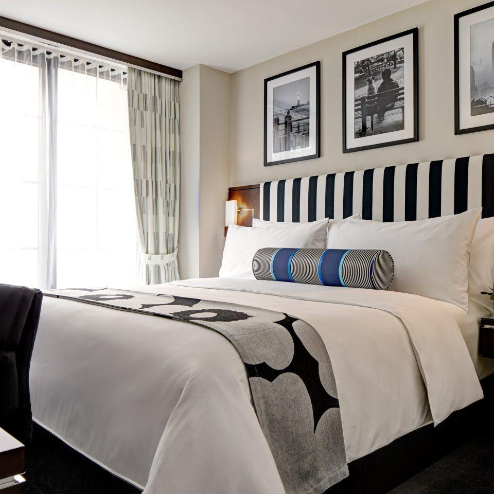 Bedroom Boutique City Modern sofa property pillow home scene cottage living room Suite bed frame bed sheet