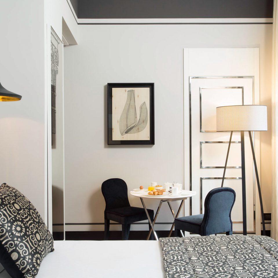 Bedroom Boutique City Modern property living room home cottage Suite loft