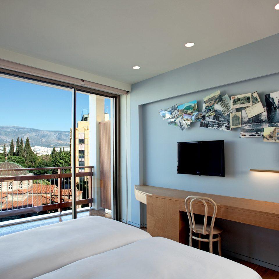 Bedroom Boutique City property home house condominium living room Villa cottage flat