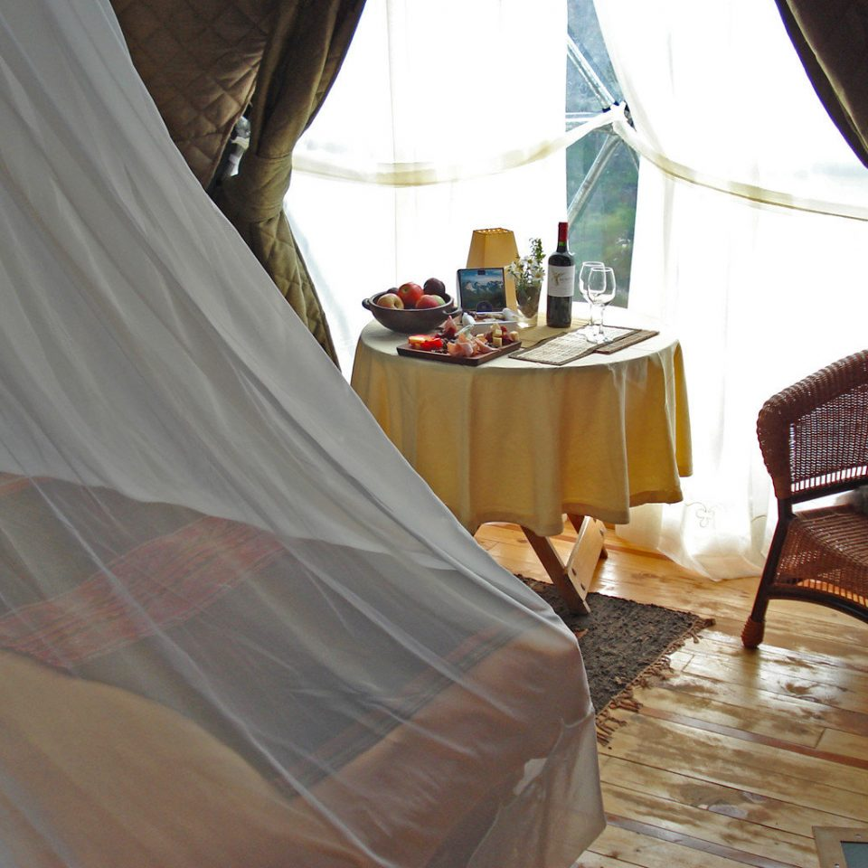 Bedroom Boutique Eco Lodge Rustic Scenic views mosquito net color man made object ceremony tent