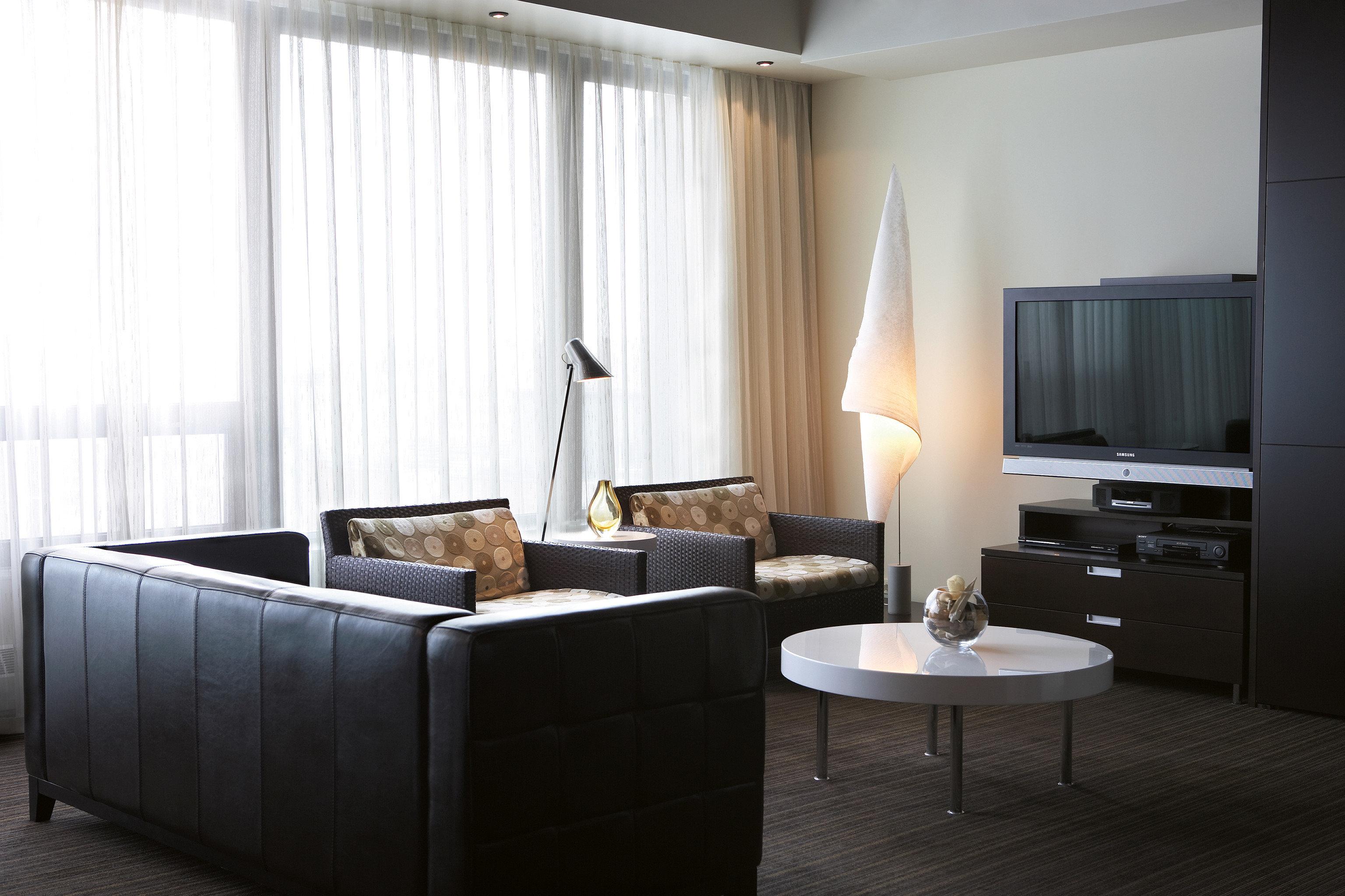 Boutique Entertainment Modern sofa property living room lighting Suite Bedroom