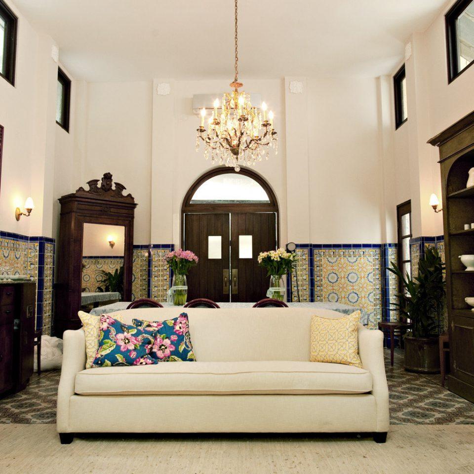 Boutique Lounge Modern living room property home Fireplace mansion Bedroom
