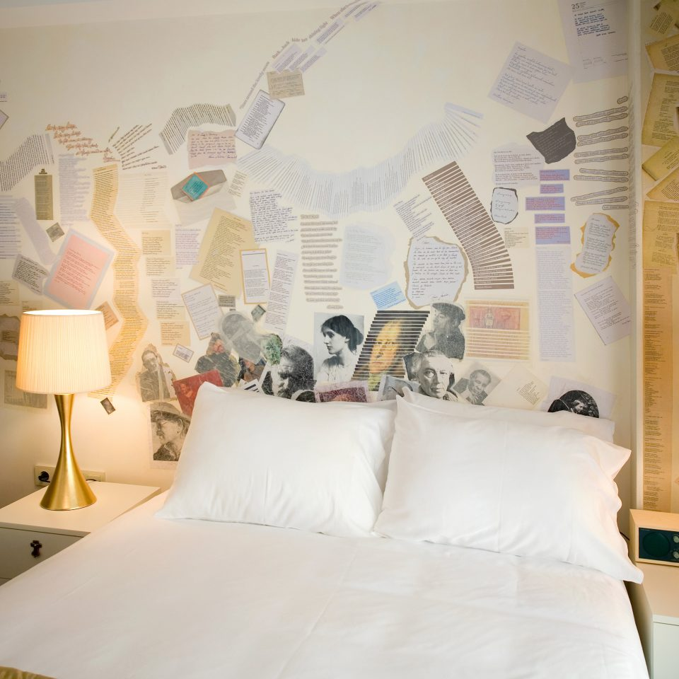 Bedroom Boutique Hip Modern living room modern art wallpaper
