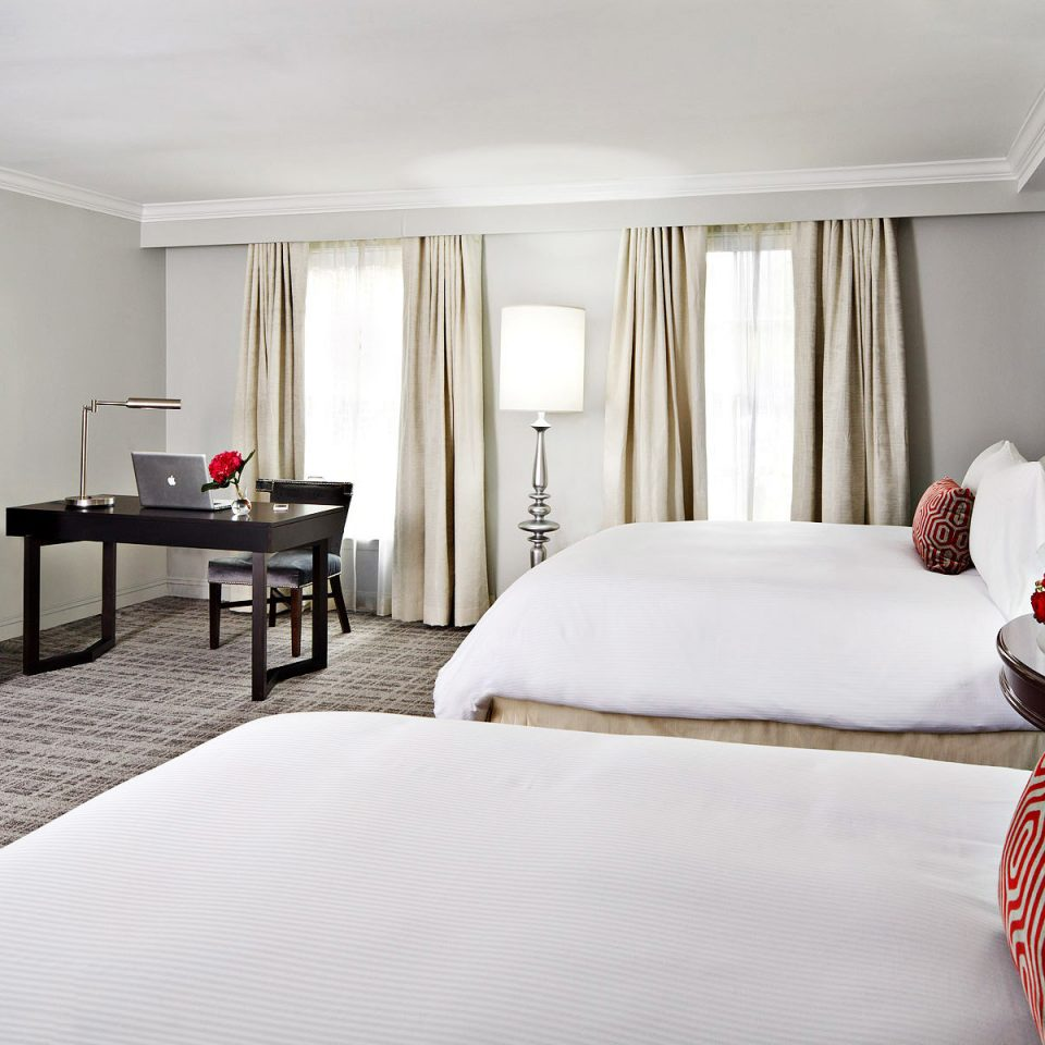 Bedroom Boutique Hotels Business City Classic Hotels Modern sofa property pillow Suite scene white home cottage flat