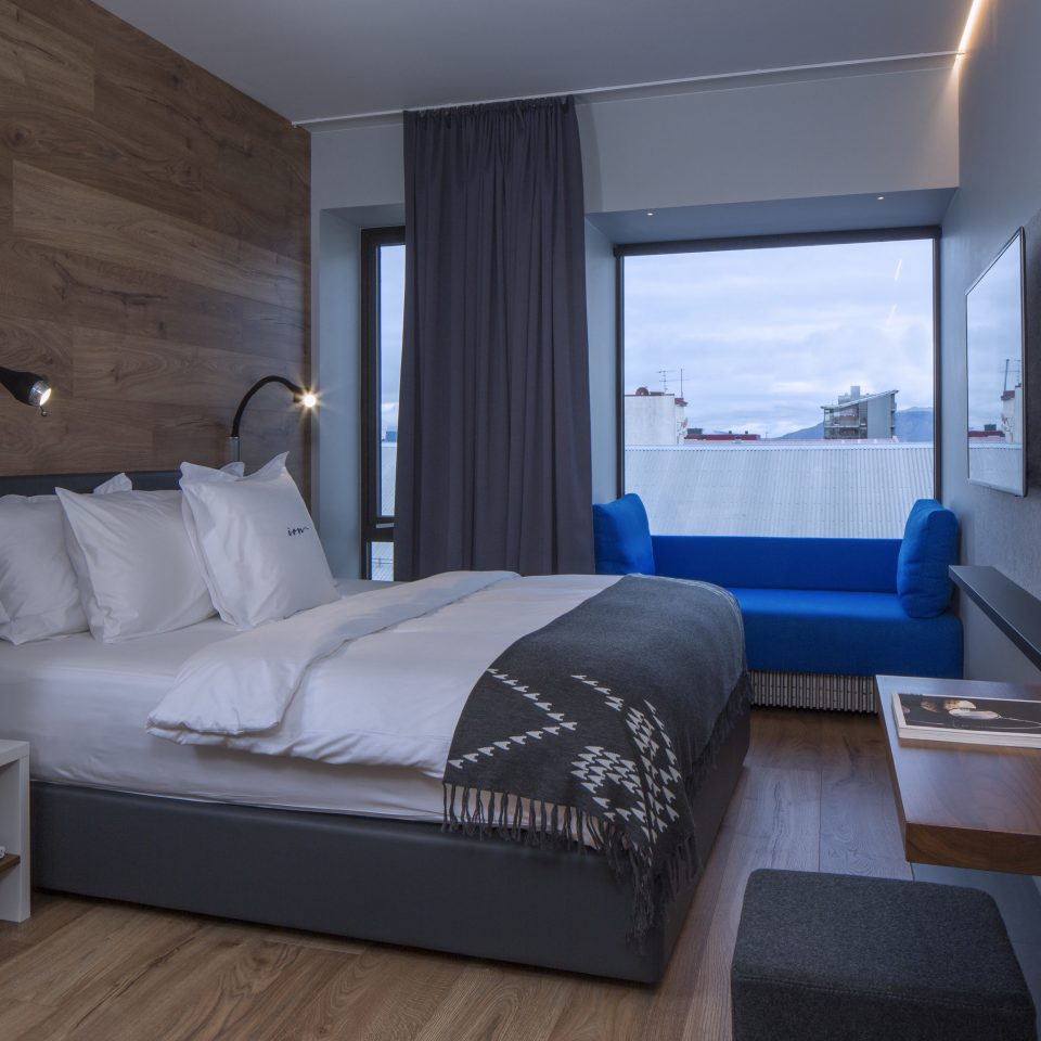 Boutique Hotels Hotels Iceland Outdoors + Adventure Reykjavík Road Trips Suite Bedroom interior designer
