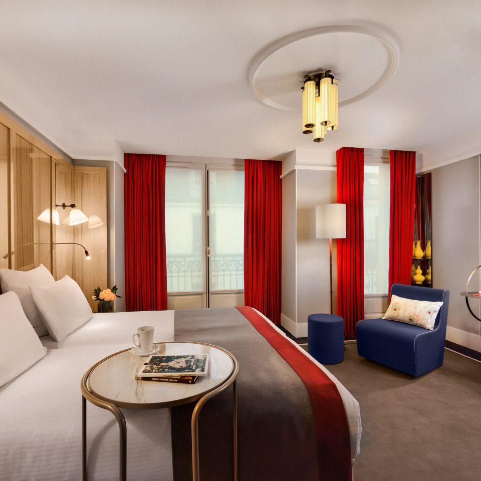 Boutique Hotels Hotels property Suite Bedroom living room home cottage flat