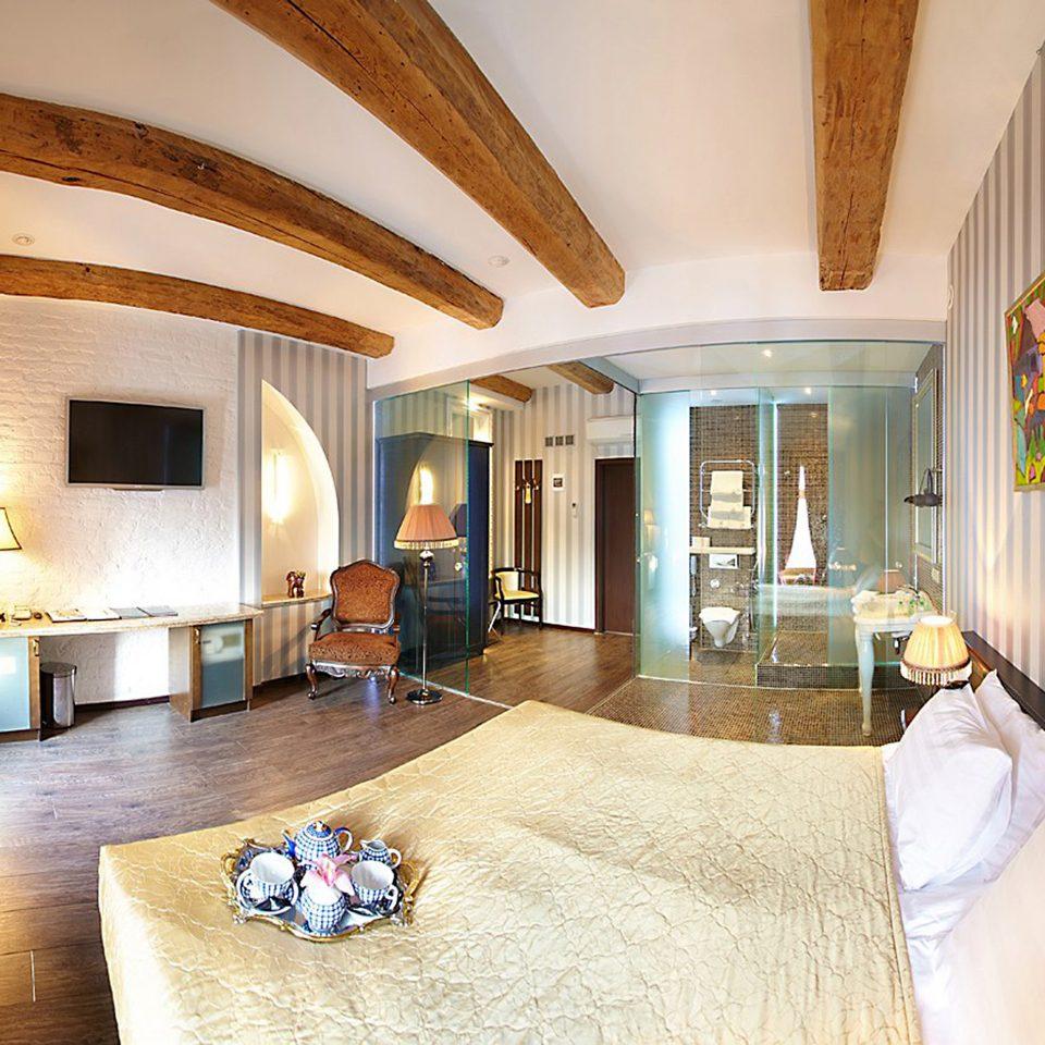 Bedroom Boutique property home Suite Villa living room mansion Resort cottage Lobby