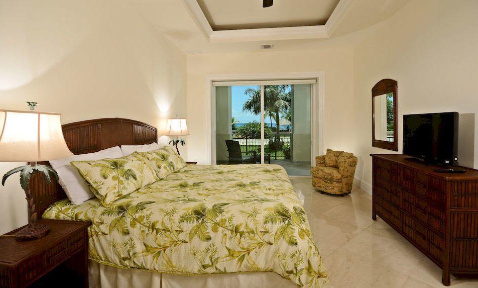 Bedroom Boutique Modern Patio Waterfront property cottage Suite home Villa