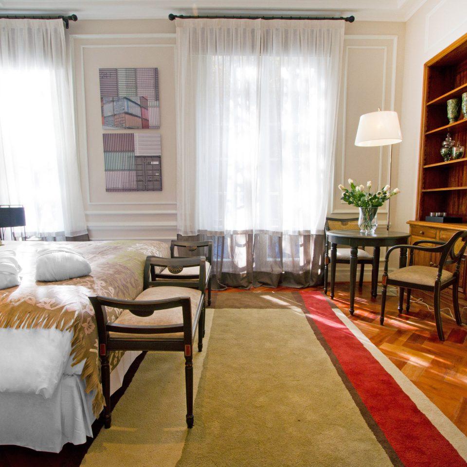 Bedroom Boutique Modern Suite property living room home hardwood cottage