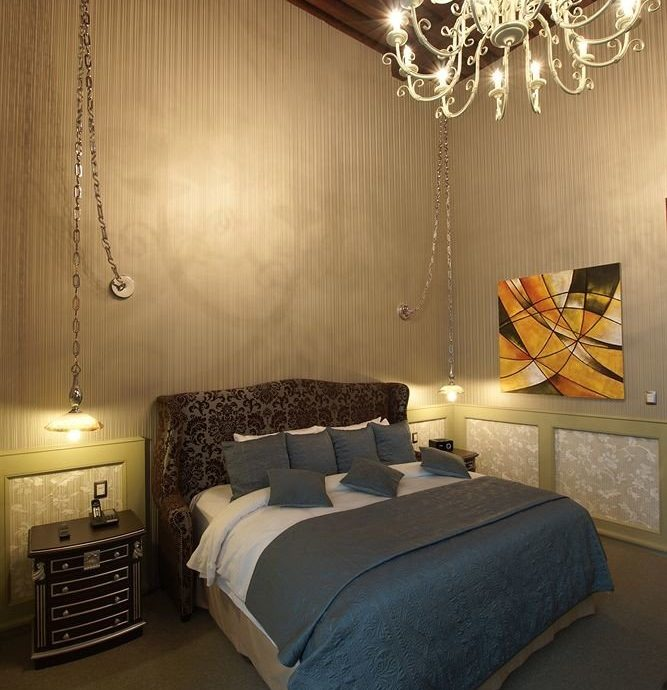 Bedroom Boutique Modern lighting living room Suite