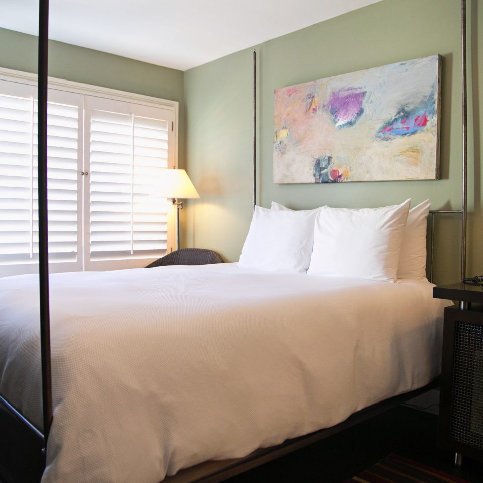 Bedroom Boutique Modern property desk Suite living room bed sheet pillow lamp