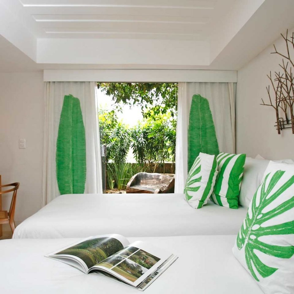 Bedroom Boutique Patio Romantic Waterfront pillow property green home living room cottage white