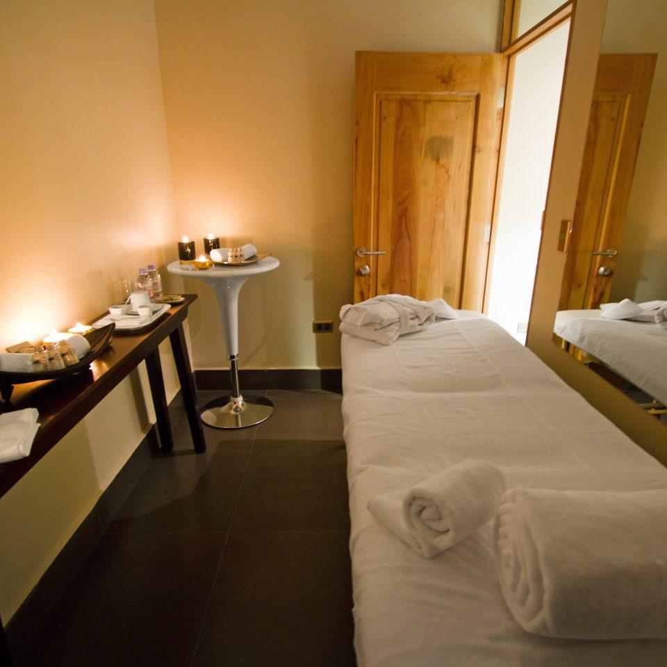 Boutique Spa Wellness Suite Bedroom cottage