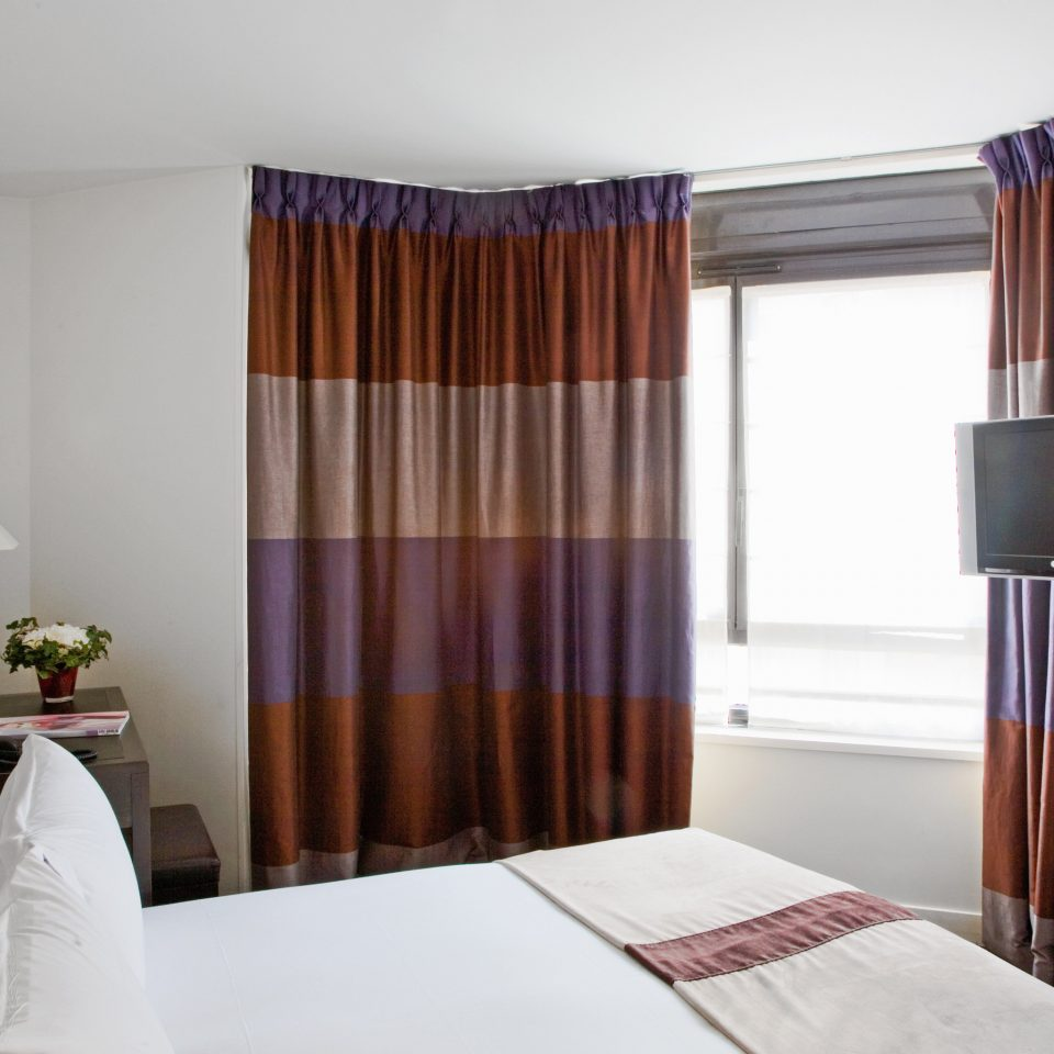 Bedroom Boutique curtain property white Suite textile window treatment