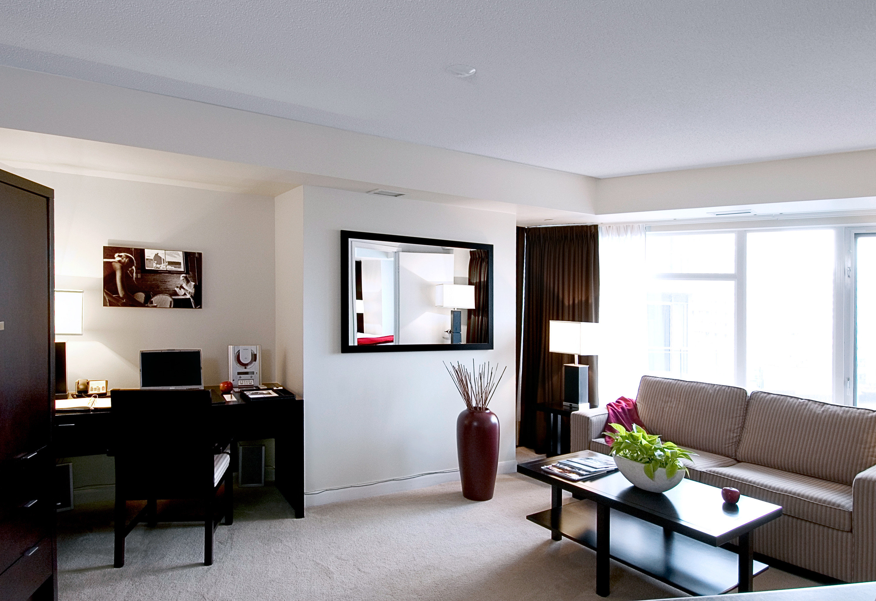 Bedroom Budget City Lounge Modern Suite sofa property living room home condominium flat