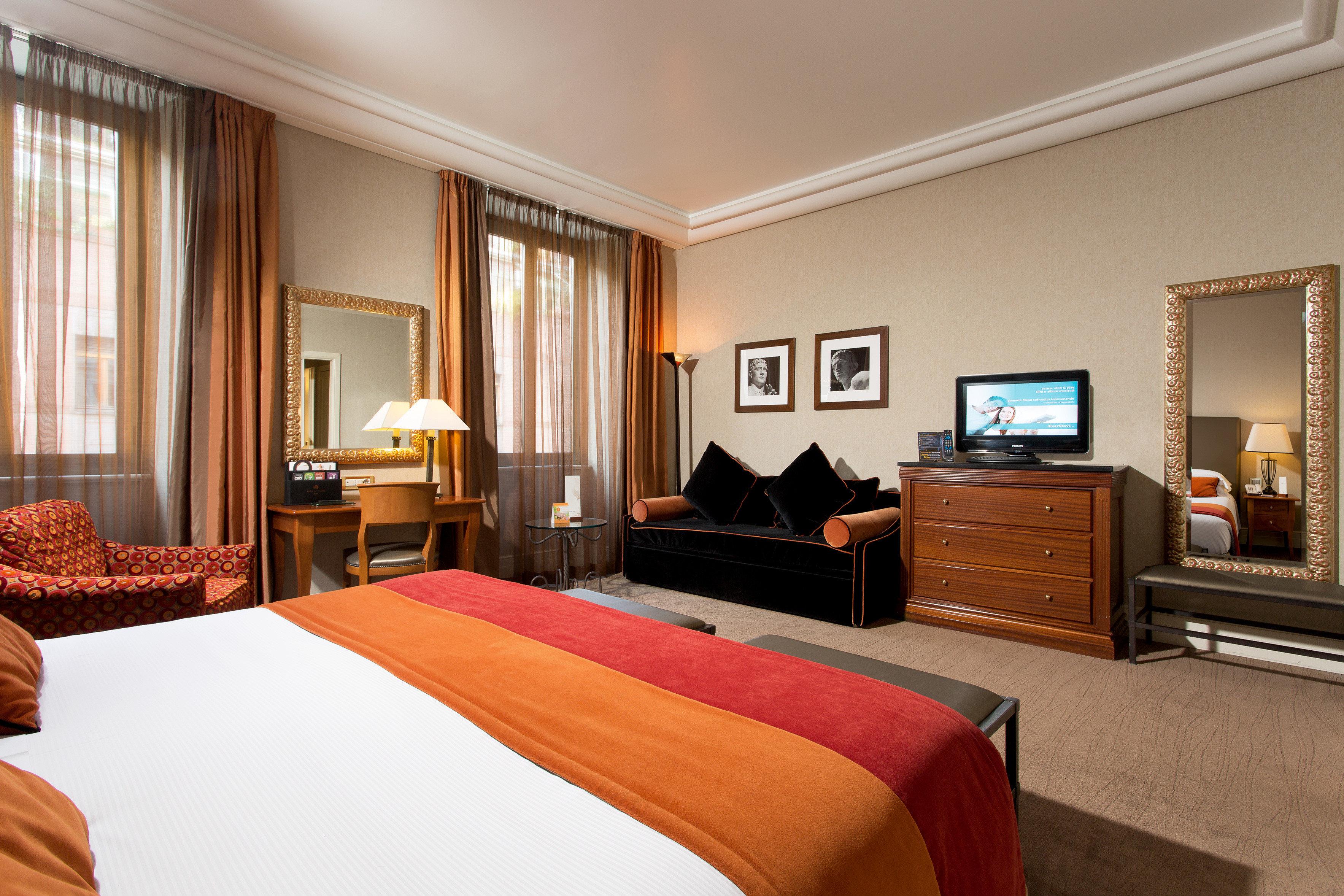 Bedroom Budget City property Suite scene flat