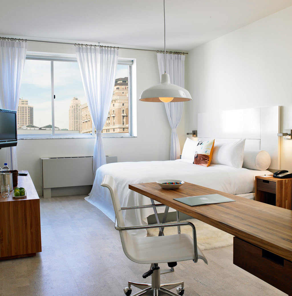 Bedroom Budget City property living room home hardwood condominium Suite