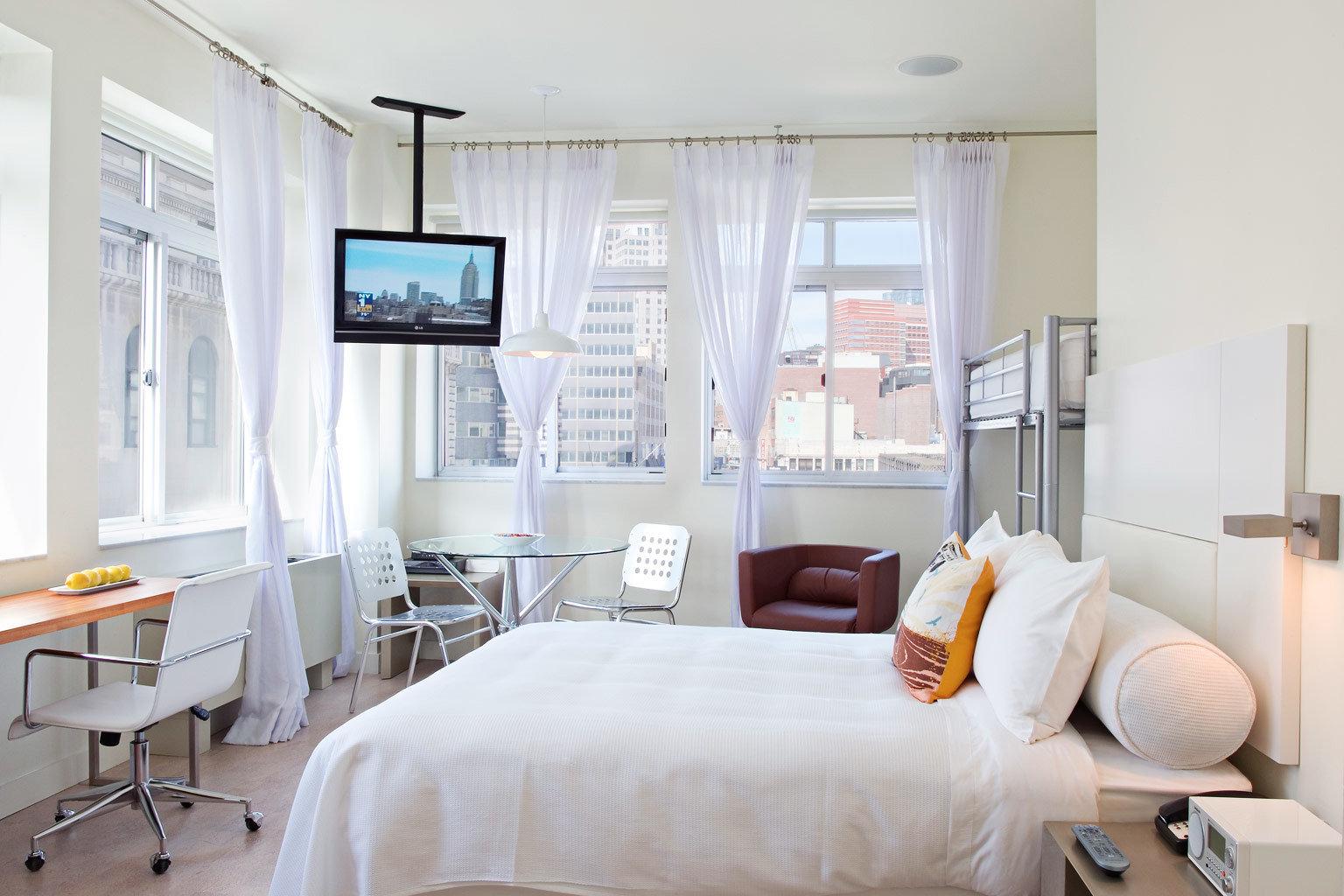 Bedroom Budget City property white living room condominium scene home Suite